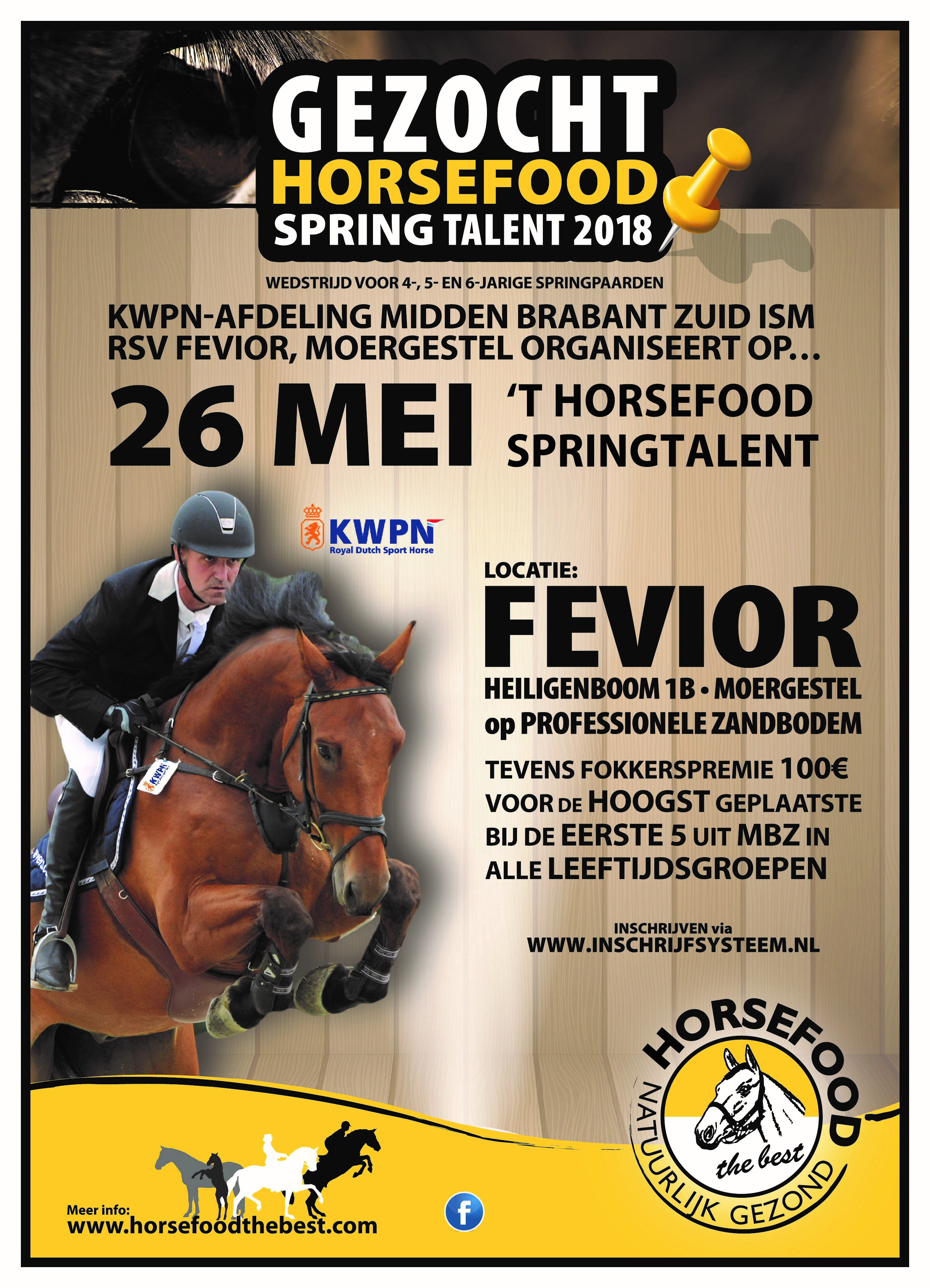 Horsefood Spring Talent